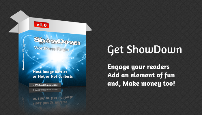 Download ShowDown Plugin
